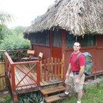 Basic hut