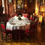 Old Style dinning room