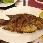 St. Peter's Fish for dinner, next door.