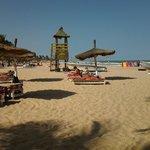 Het strand van kotu