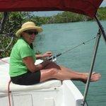 Fishin' with Lorenzo