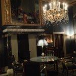 Una stanza del palazzo reale