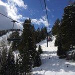 A Blue Bird Day on the Carpenter Lift @Bald Eagle Mountain