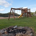 Playset/Lodge Guest Firepit