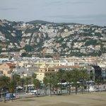 Vista panoramica Peñiscola