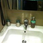 Room 201 - Hand basin