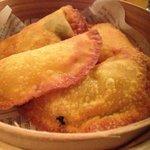 Empanadillas rellenas de verdura (entrantes)