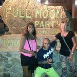 Haad Rin Full Moon Party.