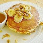 Banana Walnut Pancakes, Just one of the Amazing Recipes!