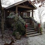 The Overlook Inn is a Winter Wonderland!