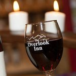 Many Different Wines Available at The Overlook Inn!