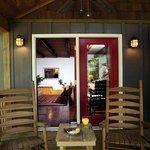Prince Madoc Rocking Chair Porch!