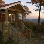 The Inn during Fall! Beautiful Sunsets!