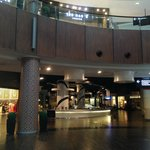 Interior do Shopping