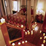 Romantic Candles in Grand Gahutti!