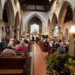 St Laurence Sunday Eucharist
