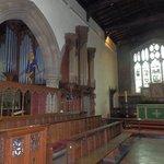 Organ, Choir stalls & Altar