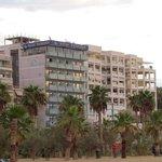 Hotel Poseidon, wijk Èdem