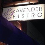 Lavender bistro in Tryon