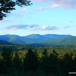 In the heart of the Catskill Mountains