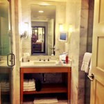 Bedroom bathroom #2 in the Versailles tower one bedroom ocean front suite