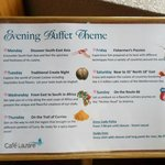 Dining themes