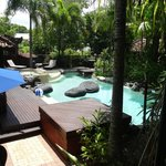 Very nice pools