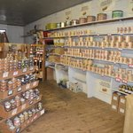 Inside of Good Earth Peanut Company