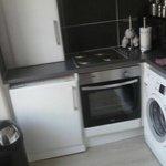 First apartment (kitchen)