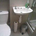 First apartment (bathroom)