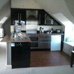 Second apartment (kitchen)