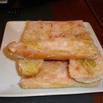pão azaite e tomate