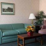 Sitting Area - Suite