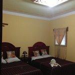 Ven y disfruta de nuestras confortables y amplias habitaciones.