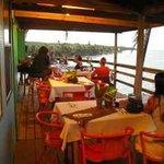 Casa Iguana overlooked the Atlantic