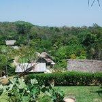 Eladio's village ...
