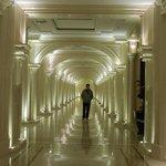 the long corridor on G/F