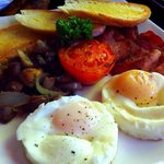Flashback big breakfast