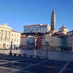 Главная площадь Пирана