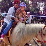 Ride with my horse