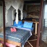 The Studio Queen size bed