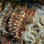Seafood Market in Nornenjin