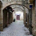 Agiou Fanouriou Street