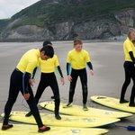 schools surf lesson