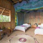 Bungalow interior, Mumbo Island