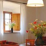 Italienisches Licht und Natur auch in den Ferienwohnungen