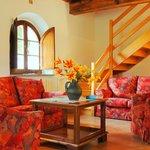 Schöne Ferienwohnungen auf dem Landgut «Le Valli»