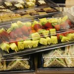 We also do fantastic business lunch catering.