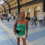 estacion de subte en Pireus