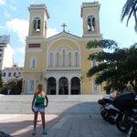 iglesia en Athenas